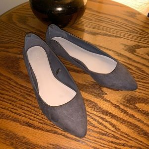 Taupe/Stone Taupe Flats